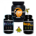 Charged, Surge and Crave combo