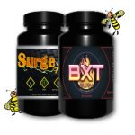 Surge XT Bee Pollen and BXT Burn Formula 2